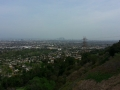 View from Kenneth Hahn Recreation Area