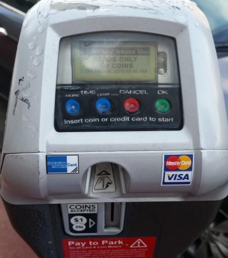 L.A. Announces Extra Smart Parking Meters